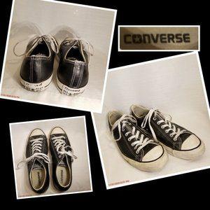 Converse All Star Leather Slip Basic M11 W13